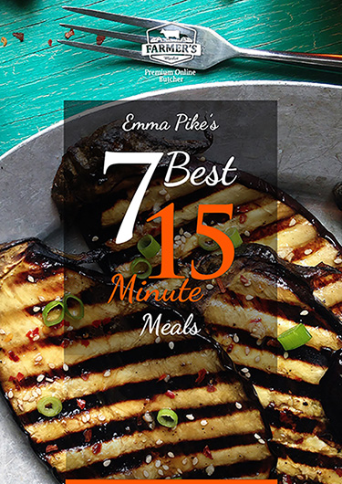 Emma Pike's 7 Best 15 Minute Meals Cover